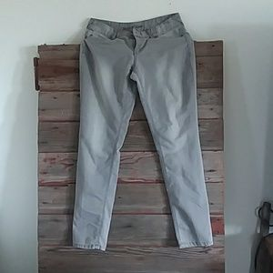 Gray Maurices Jeggings